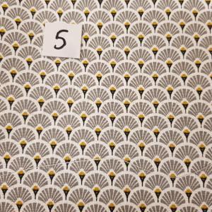5 tissus lingettes eventail gris 5 1