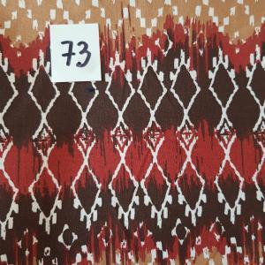 73 tissus afr marron 73