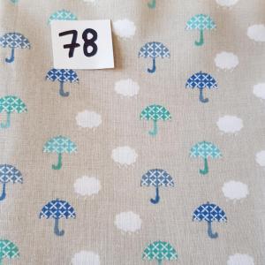 78 tissus parapluie 78