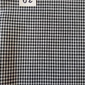 82 tissus carre nr blac 82