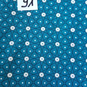 91 tissus bleu blc 91