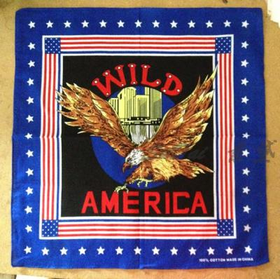 Bandana Wild America