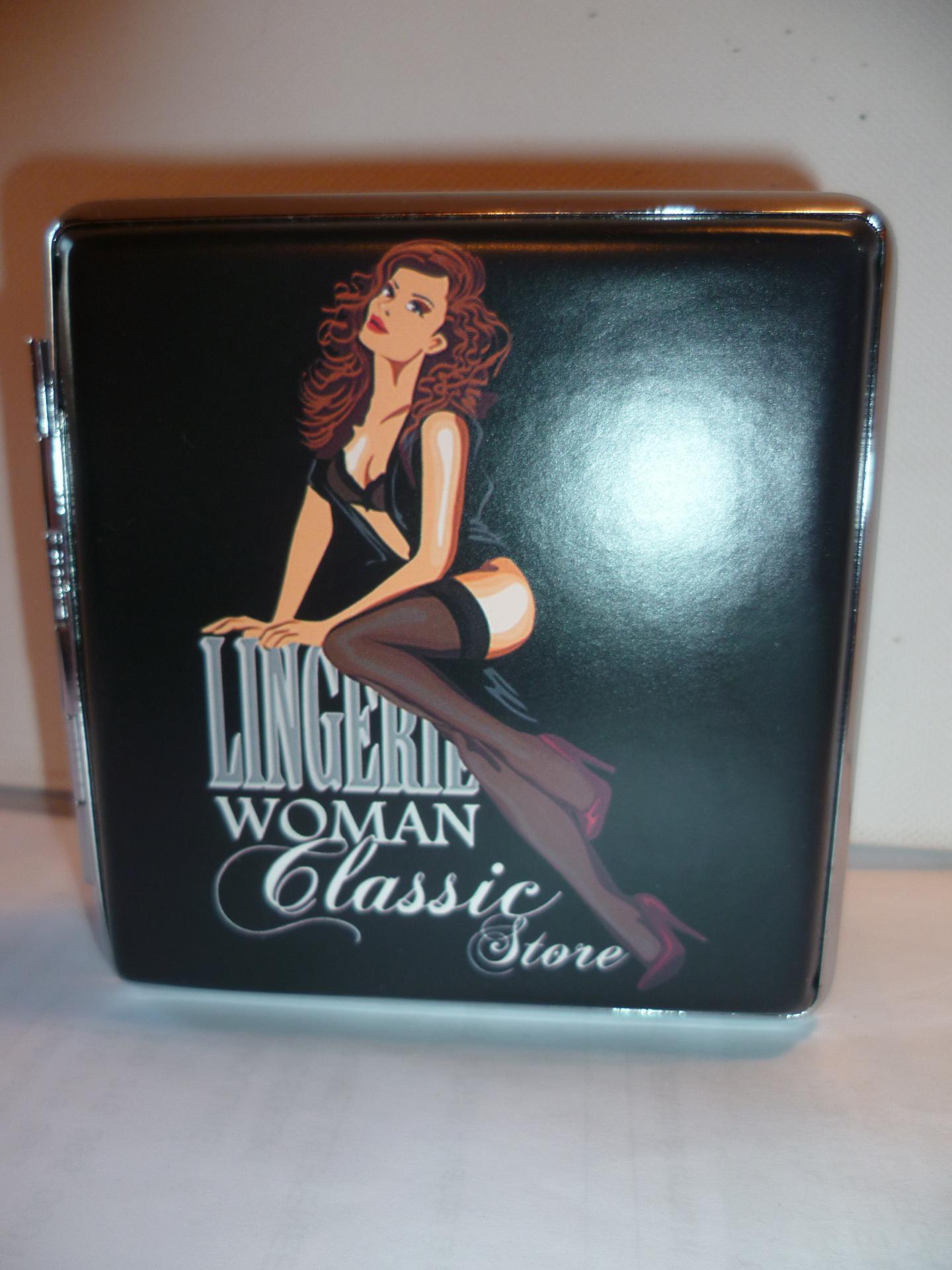 Boite a cigarette lingerie 57234