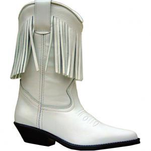 Botte blanche 7500