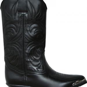 Botte noir 2000