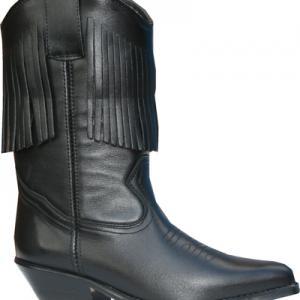 Botte noir 7500
