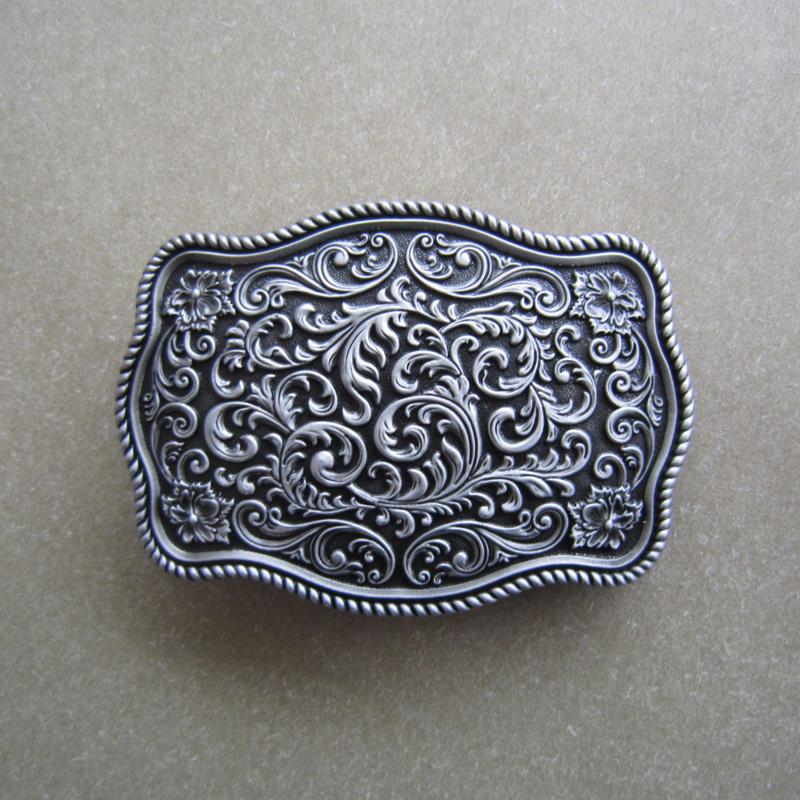 Boucle ceinture cowboy wt142as