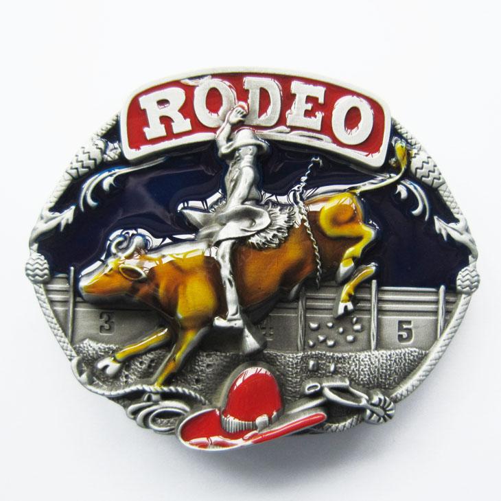 Boucle ceinture rodeo homme wt085