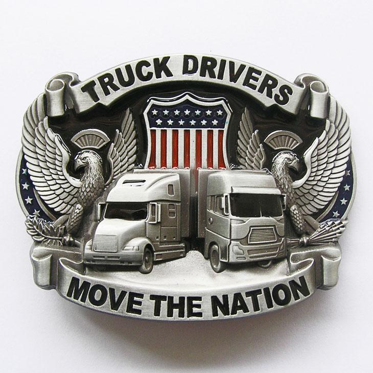Boucle ceinture truck 3d044