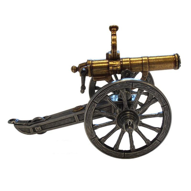 Canon gatling usa 1861 guerre de secession