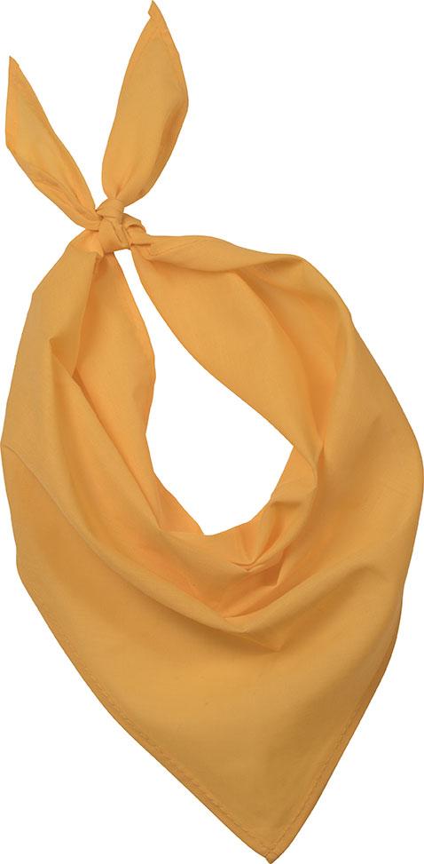 Demi bandana jaune