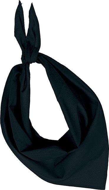 Demi bandana noir