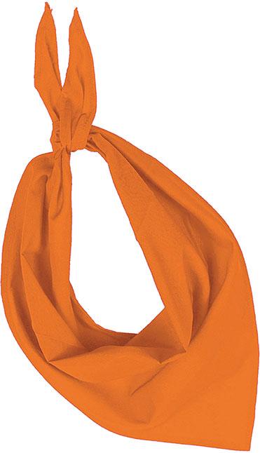 Demi bandana orange