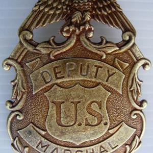 Dputy us marshal aigle dx