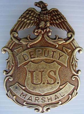 Etoile Deputy US Marshal
