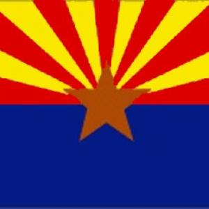 Drapeau arizona