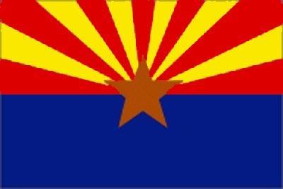 Drapeau Arizona