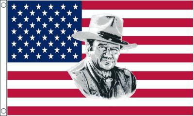 Drapeau John Wayne
