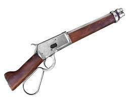 Carabine canon court + holster + balles