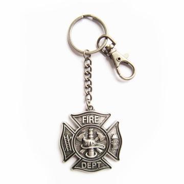 Porte clefs Fire/Dept
