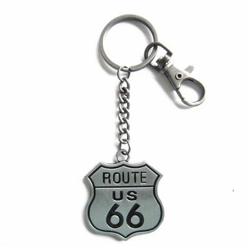 Porte clefs route 66 1