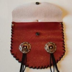 Pochette country 7 recto rouge