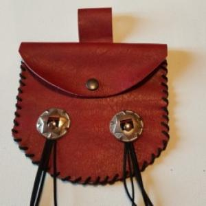 Pochette country 7 rouge
