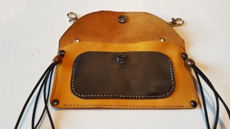 Pochette cuir country 8 recto