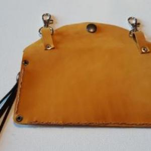 Pochette cuir country 8 verso