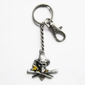Porte clefs cowboy couleur sk036