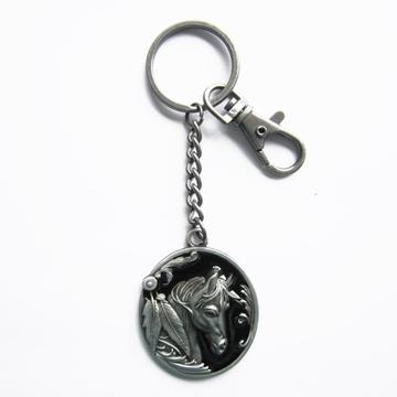 Porte clefs tête de cheval
