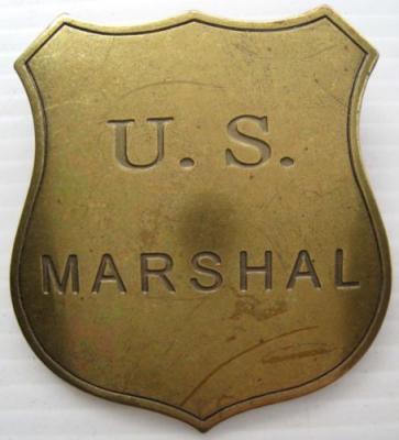 Etoile U.S Marshal
